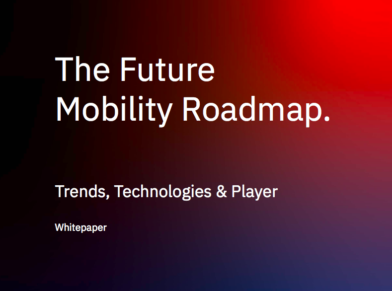 Whitepaper: The Future Mobility Roadmap