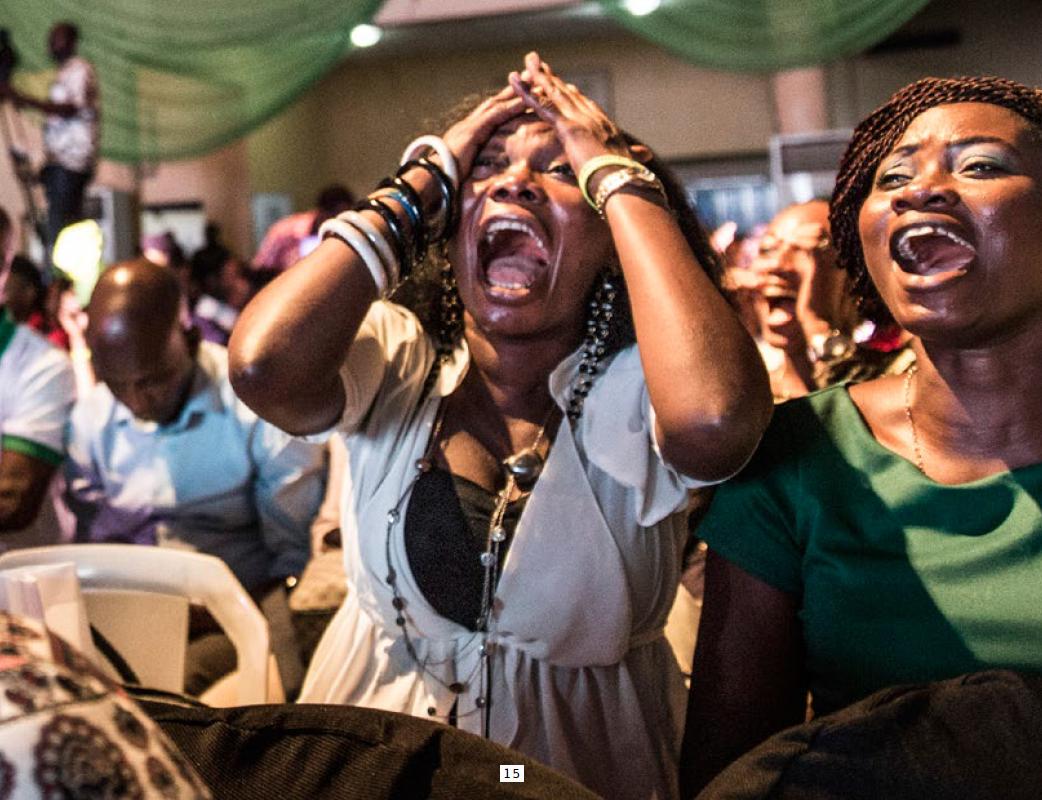 Reportage: In Afro-Metropolis