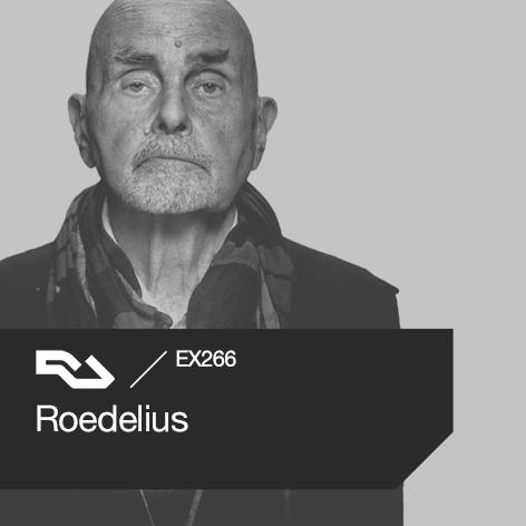 Podcast: RA Exchange – Roedelius