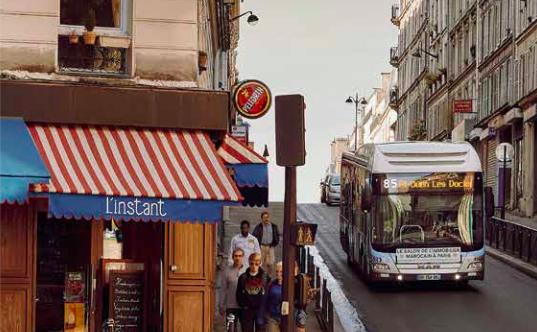 Reportage: Ein Tag in Paris